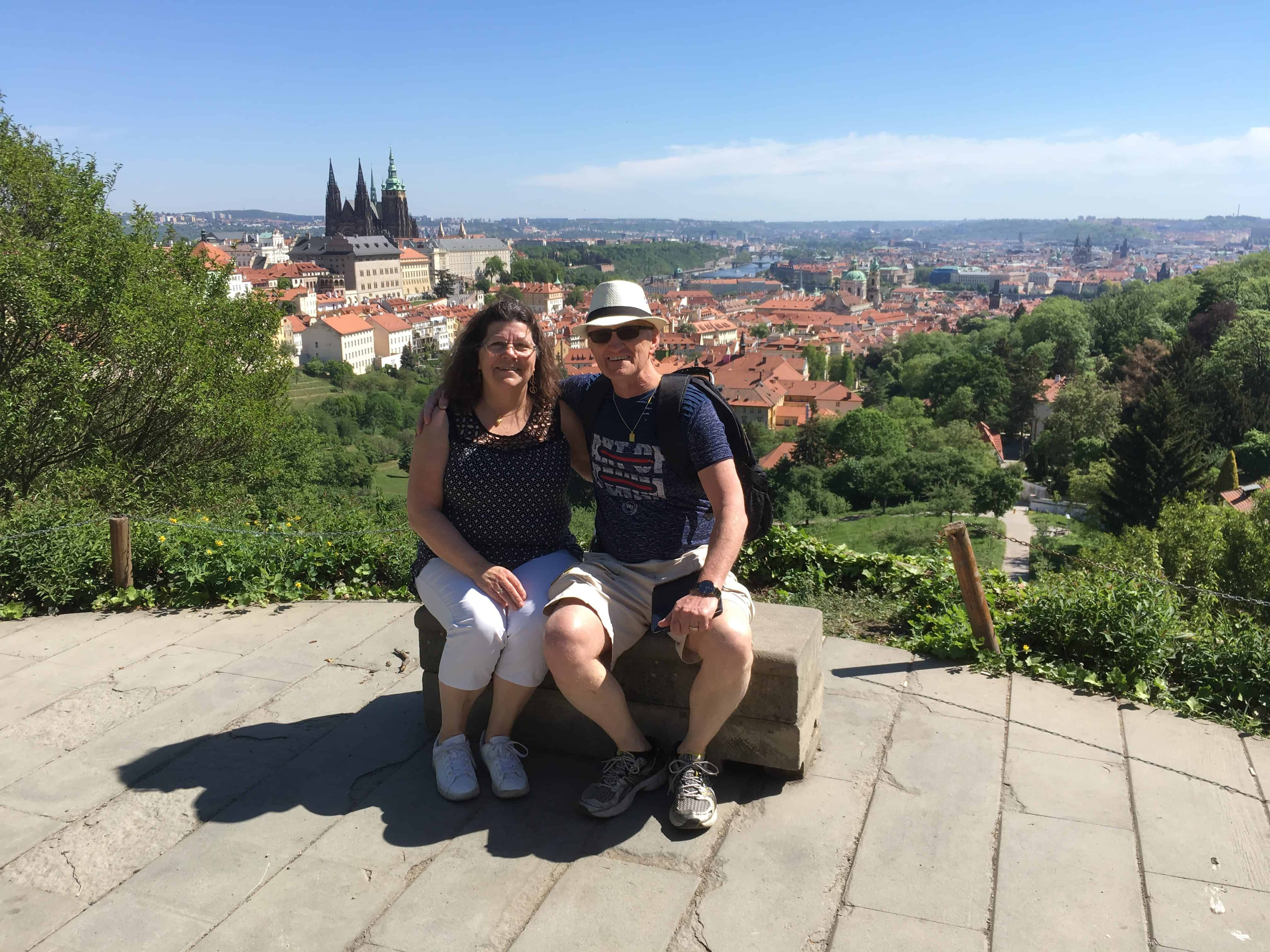 Romantiek in Praag
